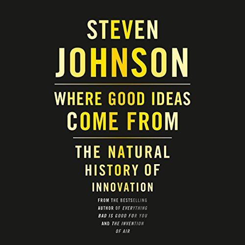 where good ideas come from steven johnson