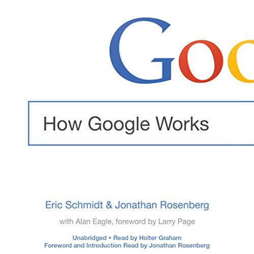 how google works eric schmidt