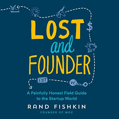 rand fishkin lost and founder book cover