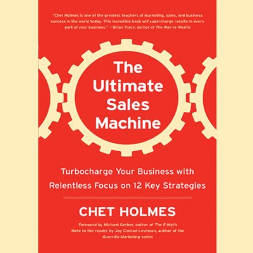 ultimate sales machine chet holmes