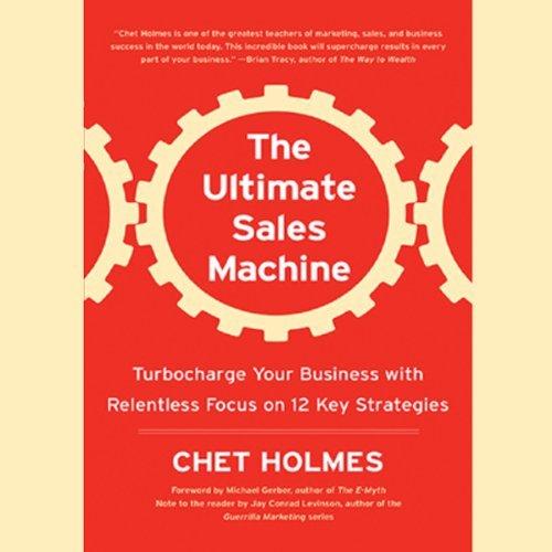 ultimate sales machine chet holmes